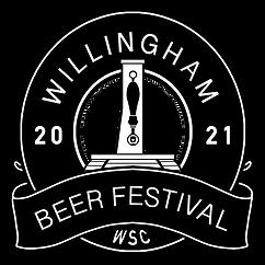 2021 Willingham Beer Festival Logo