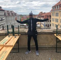 Germany at last!
