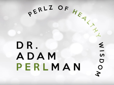 Dr Adam Perlman's Benefits of Floating