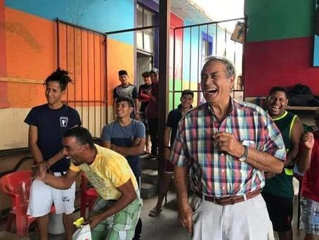 Fallece el Padre Pantoja, fundador de la Casa del Migrante de Saltillo