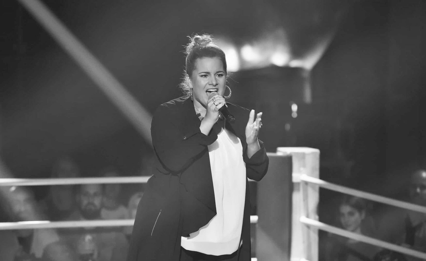 Nora Brandeburger bei The Voice of Germany