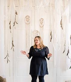 Hochzeitssängerin Nora Brandenburger, Hintergrund Boho- Hochzeit