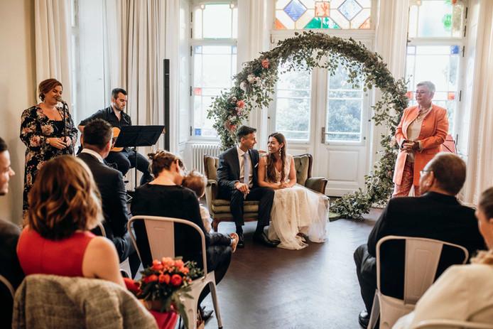 Hochzeit, freie Trauung