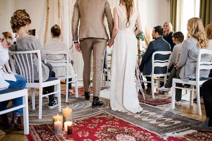 Boho Hochzeit, Embrace Your Love