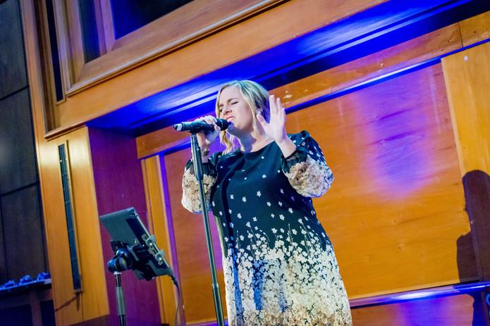 Eventsängerin Nora Brandenburger