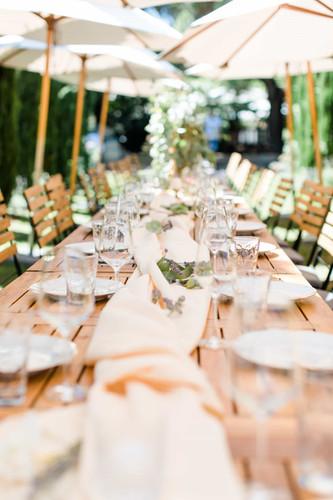 Hochzeitstafel Bohemian Hochzeit