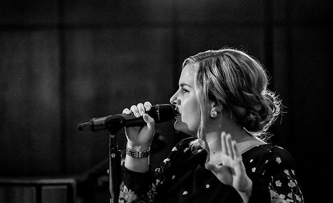 Sängerin für Events, Hochzeiten und andere private Feiern