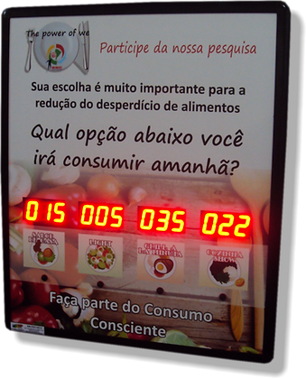 """IND-0205 INDICADOR DE SATISFAÇÃO 1,5"""" POLEGADAS 4 OPÇÕES (50 X 70)"""