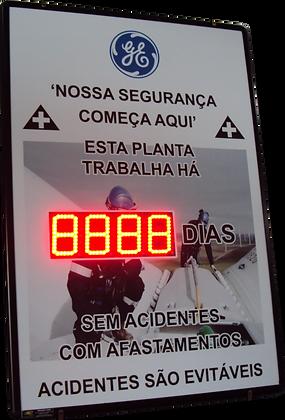 IND-0058 - PAINEL DE CIPA 4 DÍGITOS