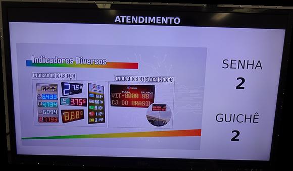 SISTEMA DE ATENDIMENTO POR TV