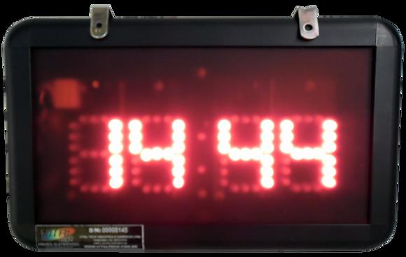 """REL-02 RELÓGIO COM TEMPERATURA 2,3"""" POLEGADAS"""
