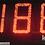 """Thumbnail: IND-KMVR INDICADOR DE VELOCIDADE VERMELHO 2,5 DÍGITOS DE 11"""" POL"""