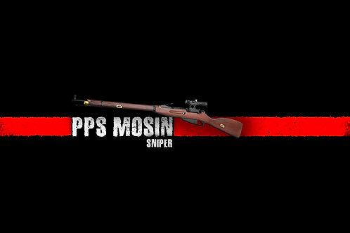 PPS Mosin Nagant 91/30 Sniper
