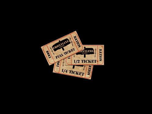 Ration Ticket - 1/2