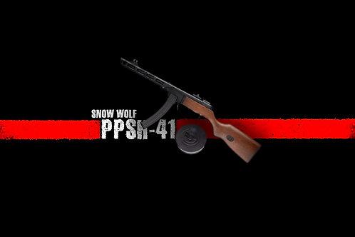 Snow Wolf PPSH-41 (Wood)