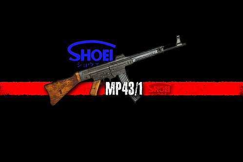 SHOEI MP43/1 (Pre Order)