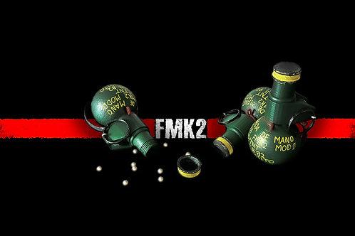 FMK2 HE Grenade (Replica)