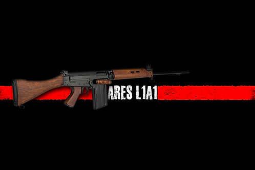 ARES L1A1 Wood Version (Pre Order)