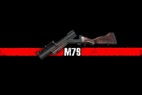 King Arms M79 Thumper (Pre Order)