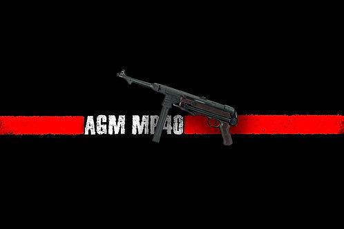 AGM MP40 (Brown Bakelite)