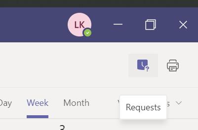 Add a new request