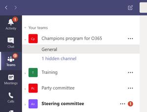 Notifications from Microsoft Teams – part 2 - Amanda Sterner