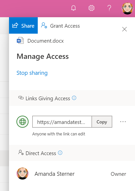 How you can manage access