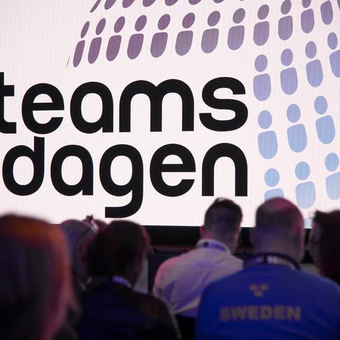 Teamsdagen 11th of March 2020