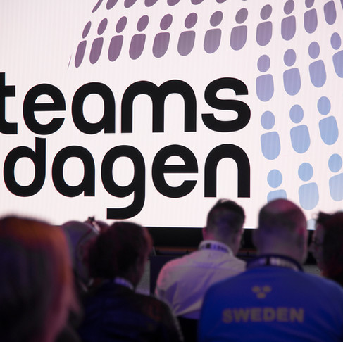 Teamsdagen 11th of March 2020