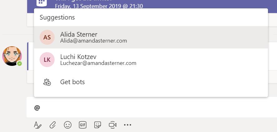 Add new bots