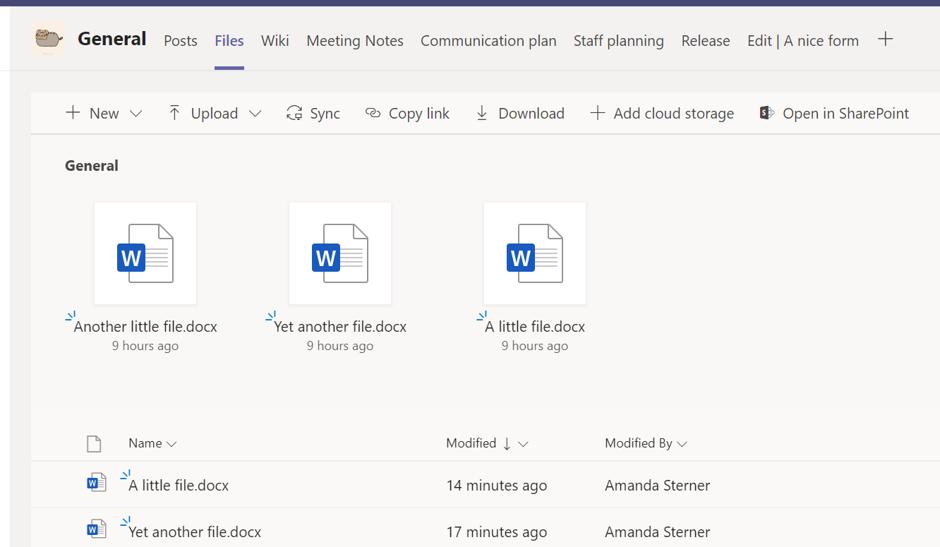 How pinnes files look