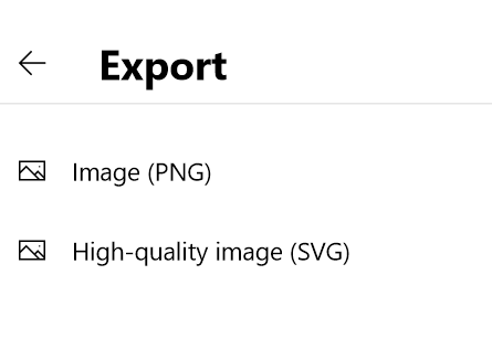 PNG or SVG?