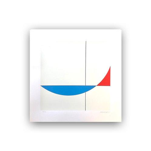 Heinrich Niemeyer (1900-1991): Triptychon I (1928)
