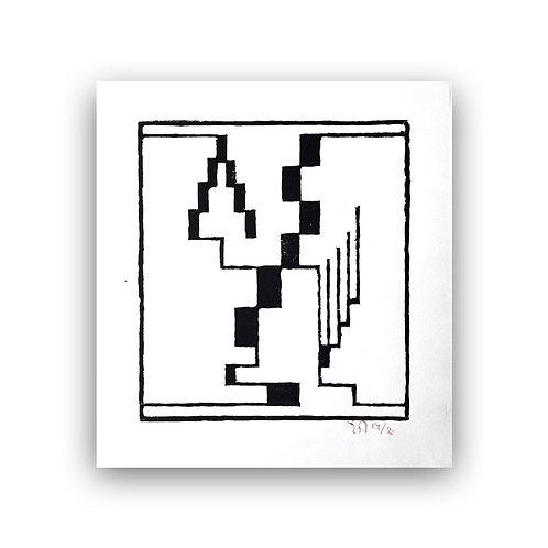 Erich Buchholz: Composition 1920