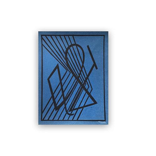 Cesar Domela (1900-1992): Untitled