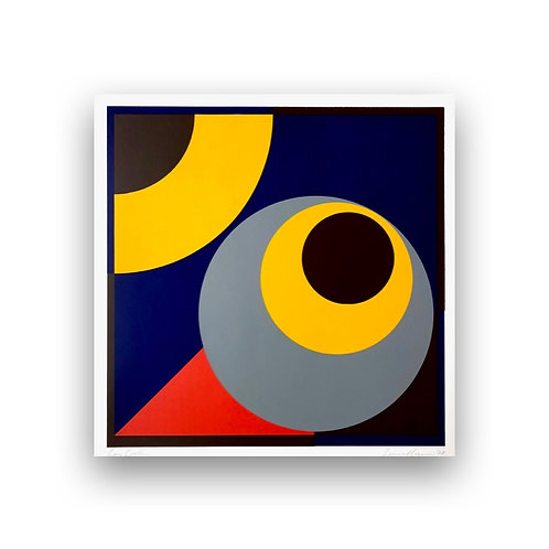Lou Loeber (1894-1983): Zonnebloemen (1928)