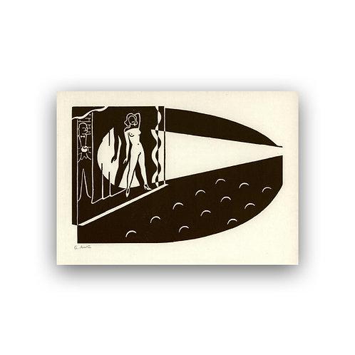 Gerd Arntz (1900-1988): Bespiegelung II