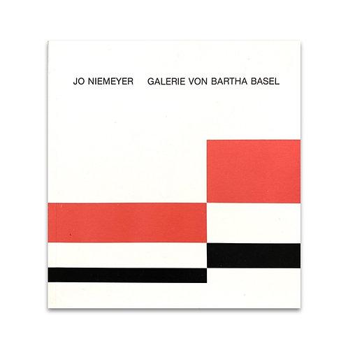 Galerie von Bartha: Jo Niemeyer 1980
