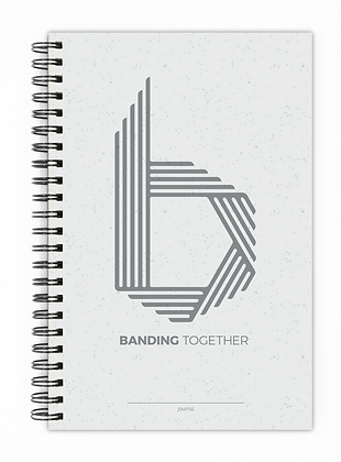 Banding Together Journal (10+ copies)