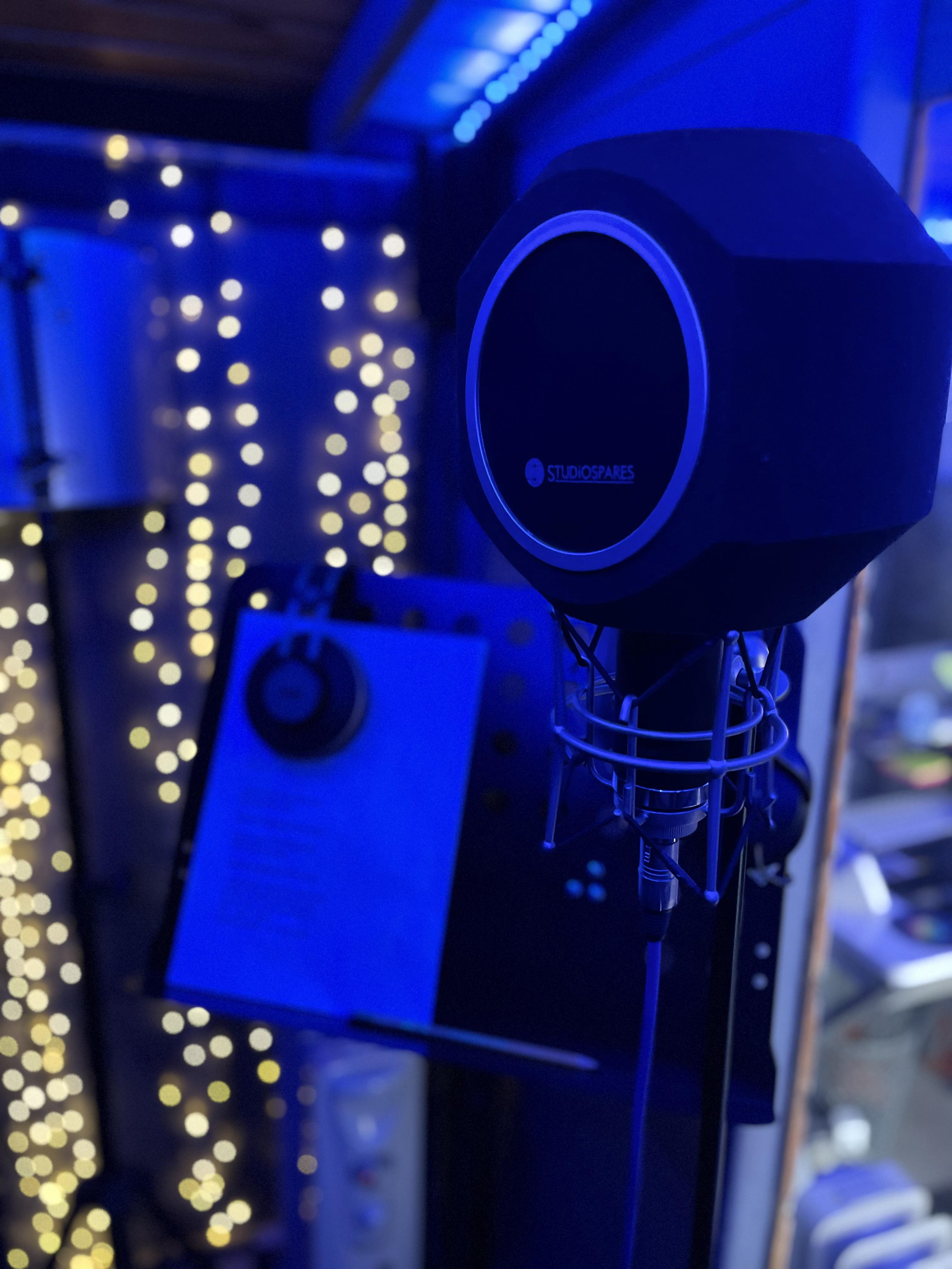 Vocal Rec Session £28.00 per Hour