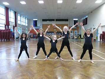 Tap, modern and Jazz Classes in Havant