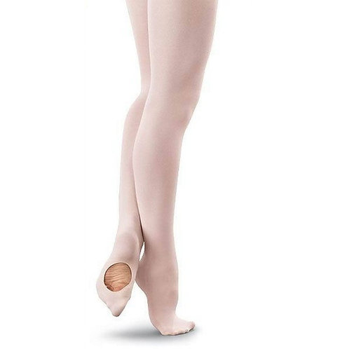 Starlite Pink Convertible Ballet Tights