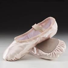 Narrow Fit - Capezio Daisy Satin Ballet