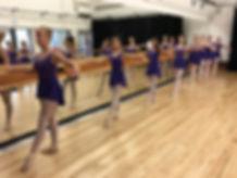 I.S.T.D Ballet Classes