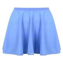 Crepe ISTD Ballet Uniform Skirt