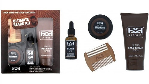 Beard Grooming Set
