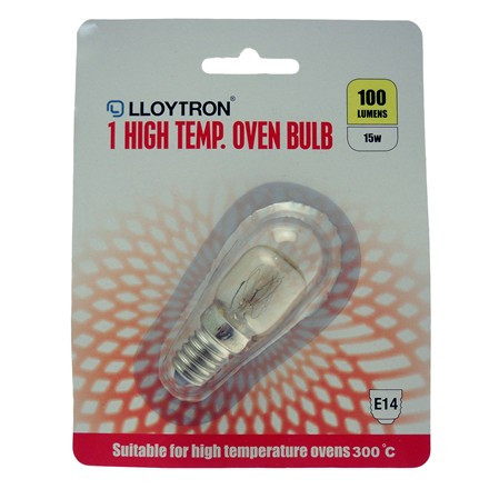 High Temperature Oven Bulb