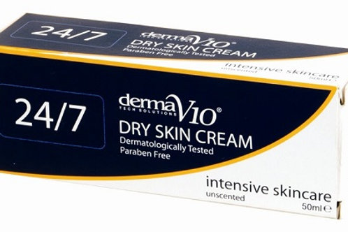 This Skin Cream is dermatologically tested, suitable for dry skin, and is paraben-free. Unscented