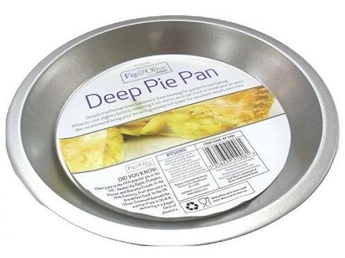 Traditional Steel Round Pie Tin