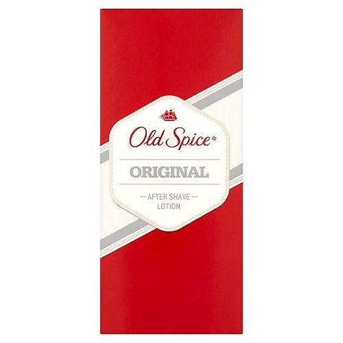 Old Spice Aftershave Lotion